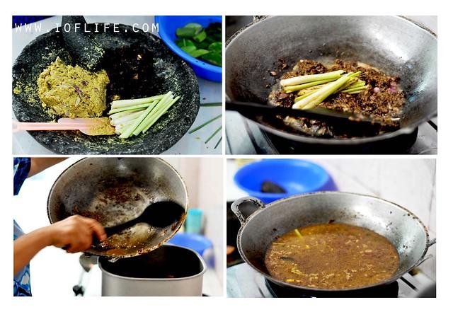 cara memasak rawon