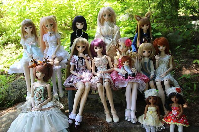 High Park Doll Meet