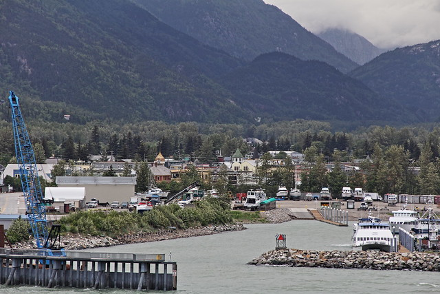 Juneau harbor 20140617