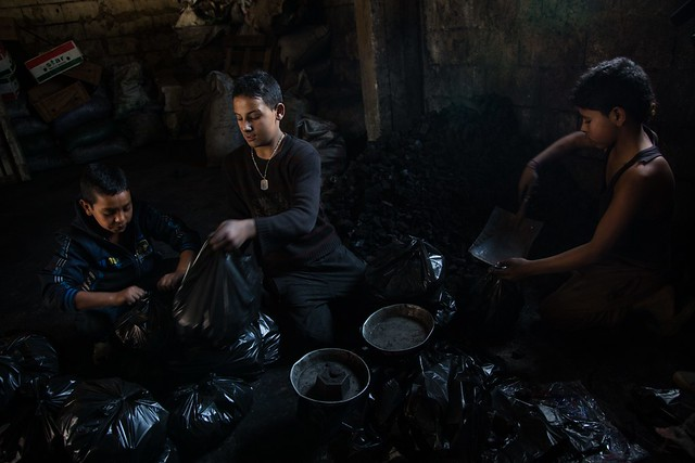 The Charcoal Boys: Child Labour in Lebanon