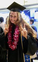 JENNIE GRADUATES UCLA