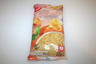 07 - Zutat Tagliatelle / Ingredient tagliatelle