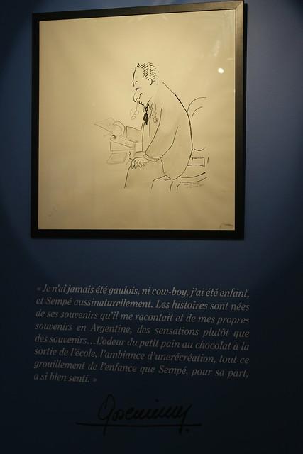 Expo Petit Nicolas - Mairie du IVe, Paris