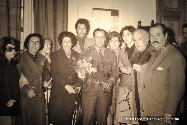 20 - 25 апреля 1974 года - революция гвоздик в Португалии - Каштелу Бранку