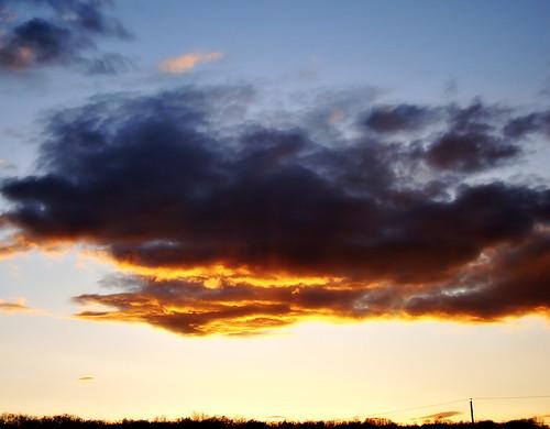 sunset summer sky orange nature clouds dark stars fire photography photo spring flickr pretty foto image massachusetts sony picture newengland cybershot capture edit plainvillema newenglandsunset dscw300