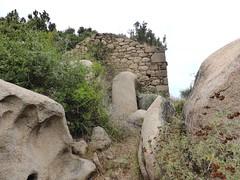 1ère maison de Ghjuncaghjola : arrivée par le sentier