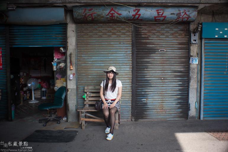 台南私藏景點--精忠三村 (9)