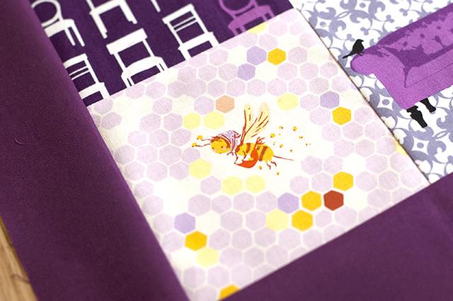 Stash Bee Hive 8 July 4