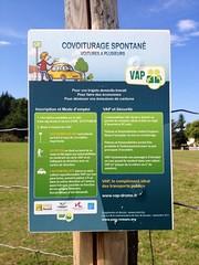 covoiturage spontané (FR26)