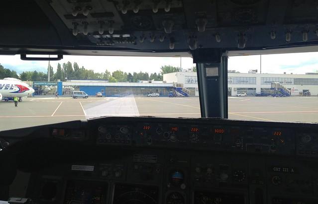 Terminal lotnisko Ostrawa