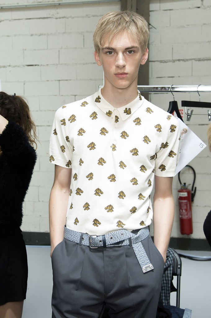 SS15 Paris Krisvanassche201_Dominik Sadoch(fashionising.com)