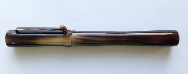 Review: Taccia Savanna Special Edition Fountain Pen - Broad @PenChalet