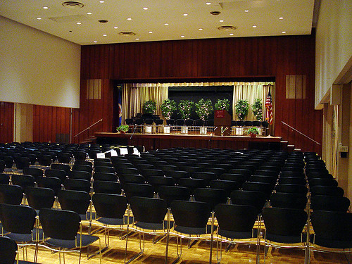SPSC North Star Ballroom - Lecture