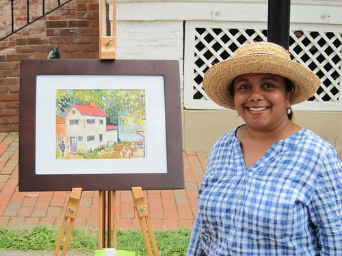 The Red Roof, Easton, Maryland - SOLD