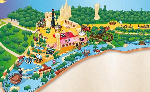 Parque de atrações do Tibidabo