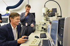 DOE Center for Integrated Nanotechnologies (CINT) Core Facility Tour, July 19, 2014