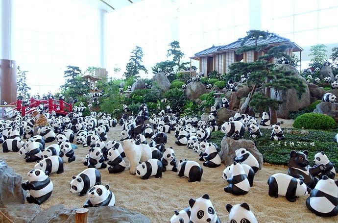 4 1600熊貓世界之旅-SOGO復興館日式庭園