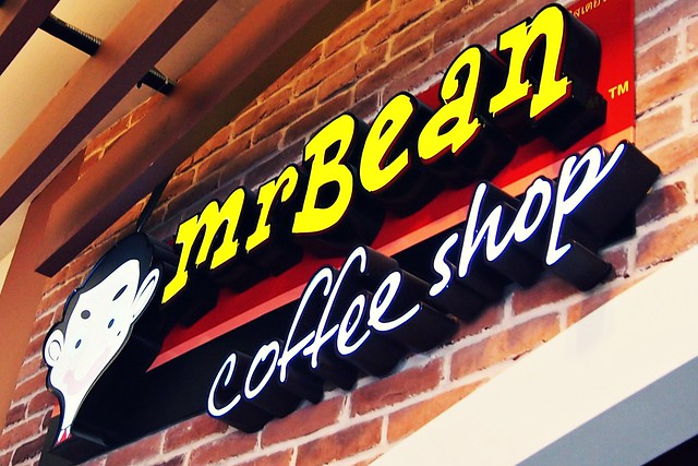 Mr Bean Cafe