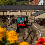 2014 - 08 - 07 - EOS 600D - Thomas the Tank Engine Day at Llangollen Railway - 001