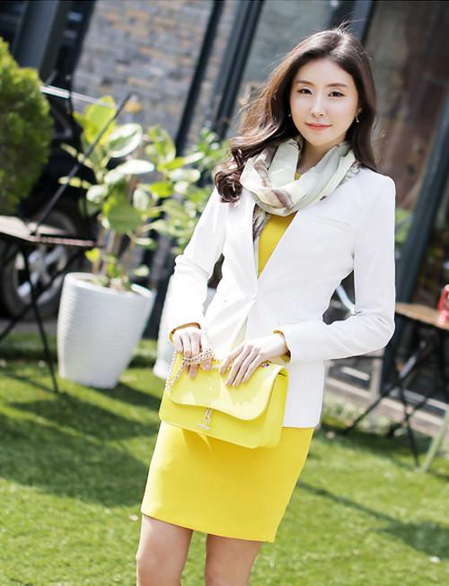 Cách quàng khăn ĐẸP như Hàn Quốc cho Nam/Nữ mà đơn giản 5
