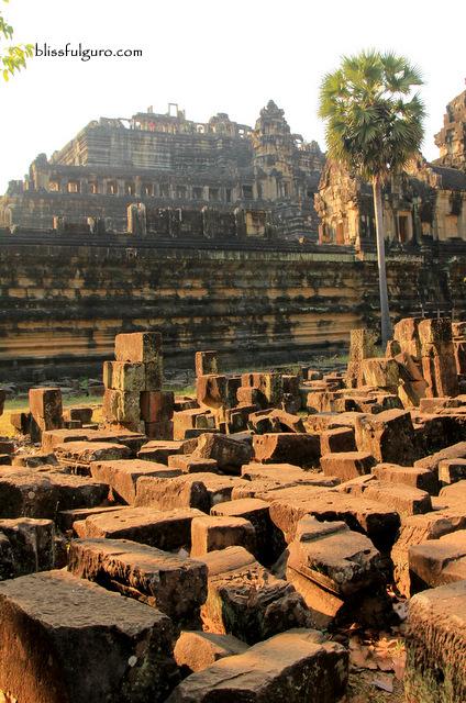 Siem Reap Cambodia Baphuon Temple