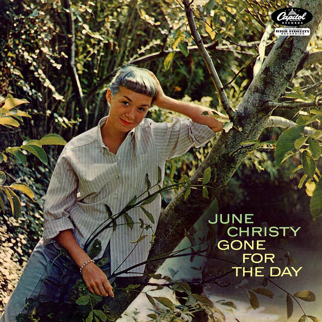 June Christy Lp Cover Art