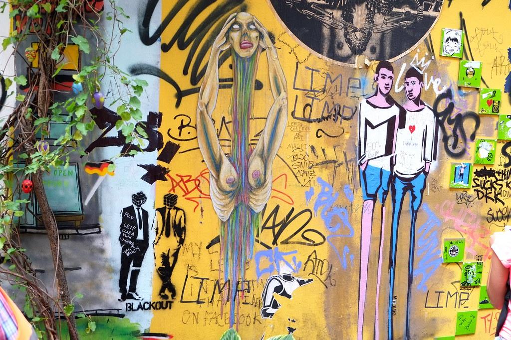 streetart | alaniz ... | berlin . haus schwarzenberg
