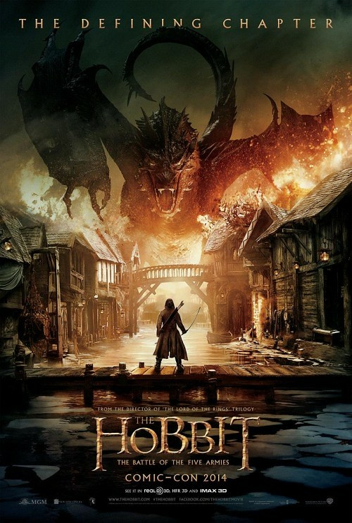 plakat Hobbit