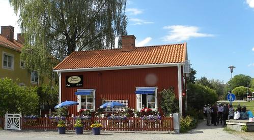 Café in Sigtuna