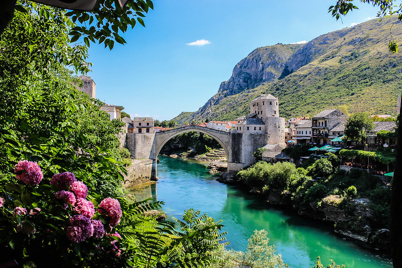 Balkan Road Trip: Stari Most, Mostar