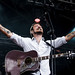 Frank Turner, cantante y guitarrista de Frank Turner & The Sleeping Souls