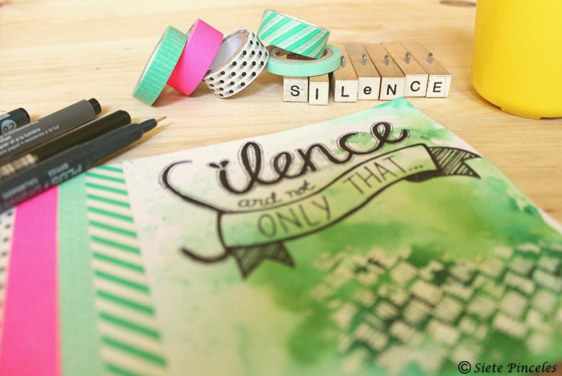 Silence portada
