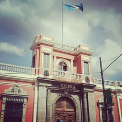 Tribunal Supremo Electoral  #1810 #buildings #Architecture #arquitectura #centrohistorico #guatemala #GuatemalaCity #Government
