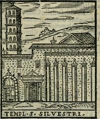 """Image from page 68 of """"Le cose maravigliose dell'alma citta di Roma : anfiteatro del mondo"""" (1600)"""