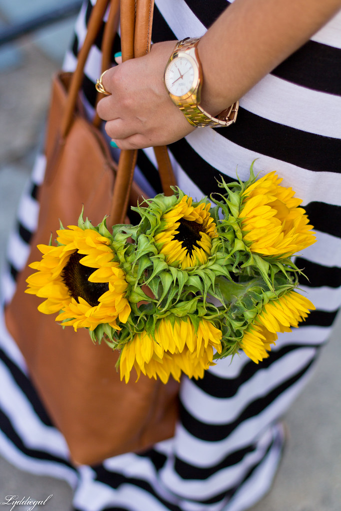 striped maxi dress and sunflowers-9.jpg