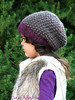 The Florabella Slouchy knitting pattern