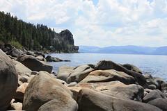 Vista Point, Cave Rock, Lake Tahoe