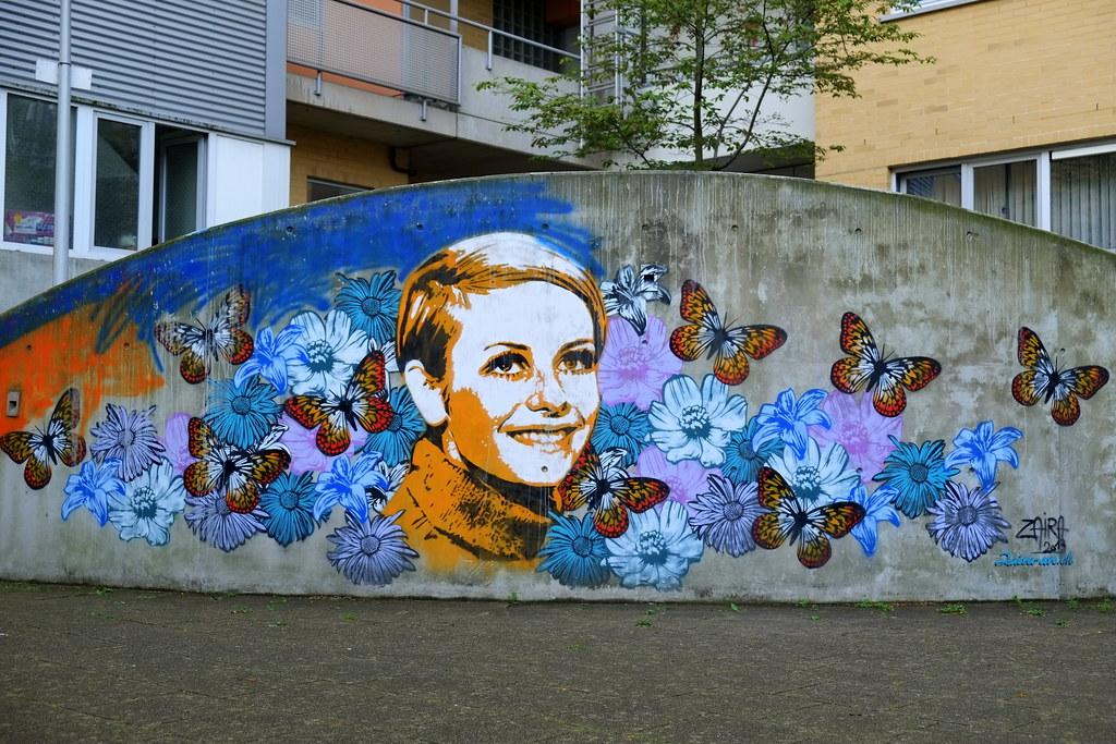 streetart | Zaira Graffiti | antwerp-luchtbal. belgium