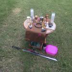 pagan altar photo