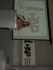 Tamara Bellisario, IFA speaks about ICAP (2)