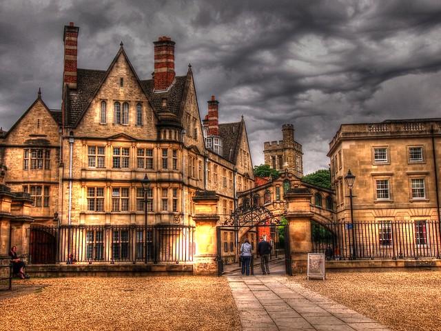 Оксфорд, Англия loverme
