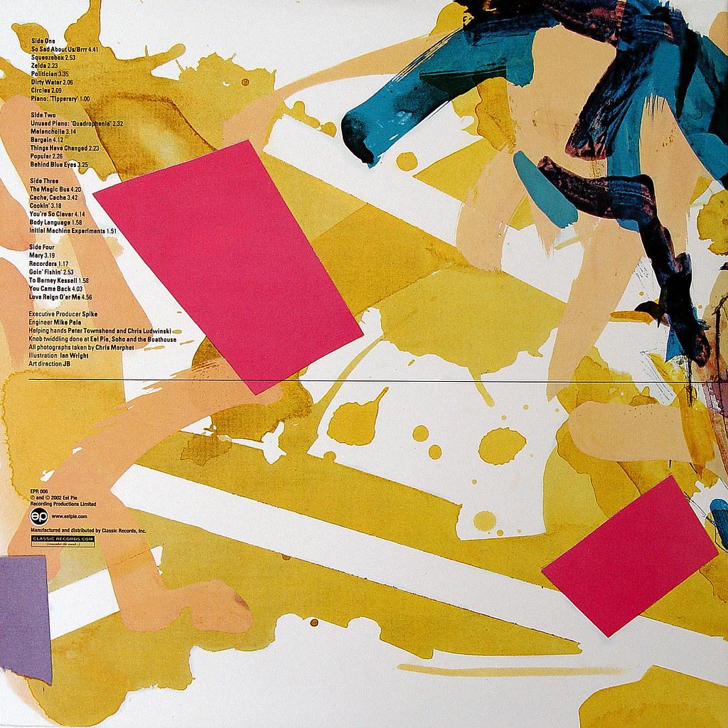 Pete Townshend - Scoop