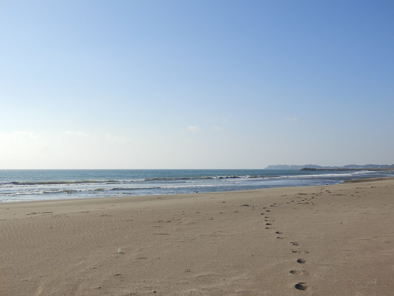 Kujukuri Beach, Japan - Ichinomiya Beach