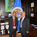 Assistant Secretary General Receives Minister of Planning and Sustainable Development of Trinidad and Tobago