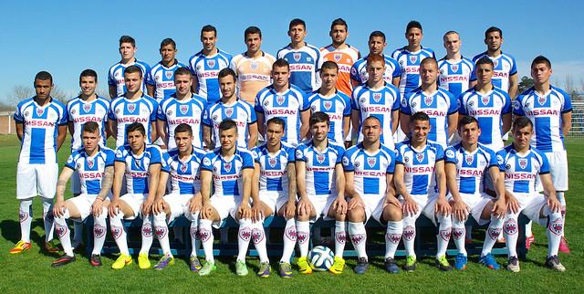 Sportivo Barracas - Equipo Primera División - 2014