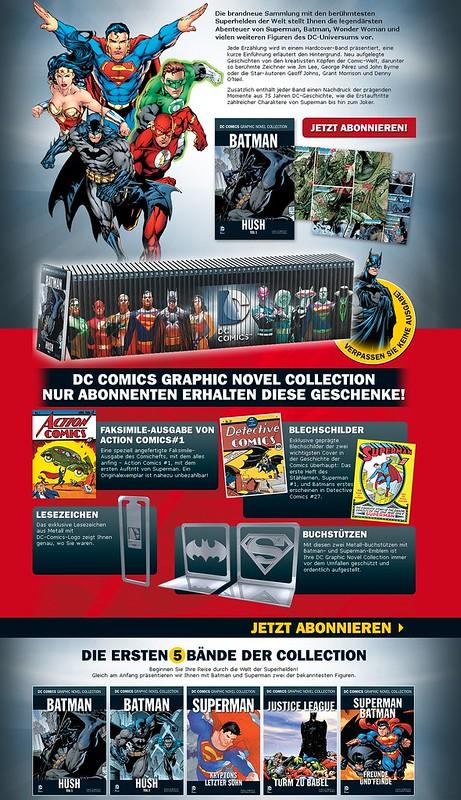 Wielka Kolekcja Komiksów DC (DE)