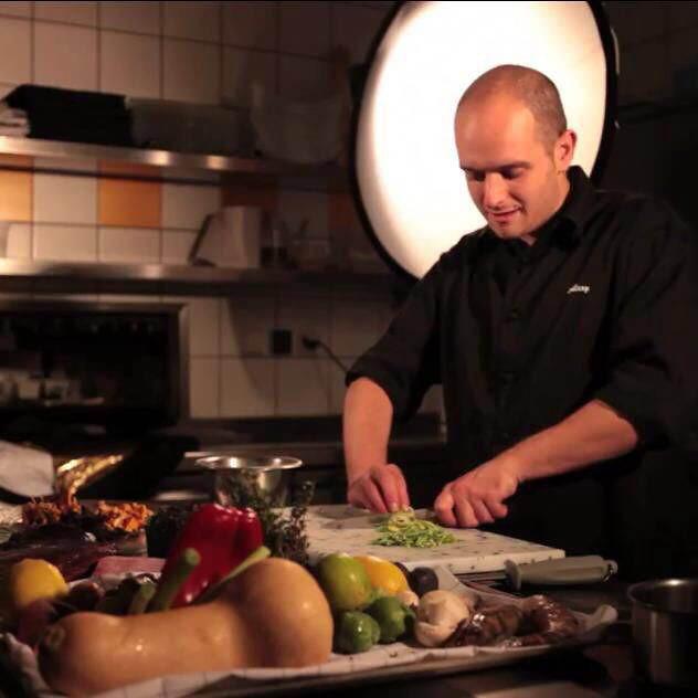 Chef Alexy Fuchs