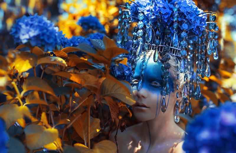 Dreamscapes - The Dropcloud Princess