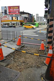 BRT科博館站入口