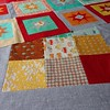 One quilt back out of about 7 done. #weekendquilting
